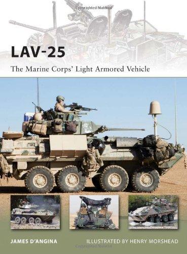Lav-25: The Marine Corps? Light Armored Vehicle (New Vanguard)