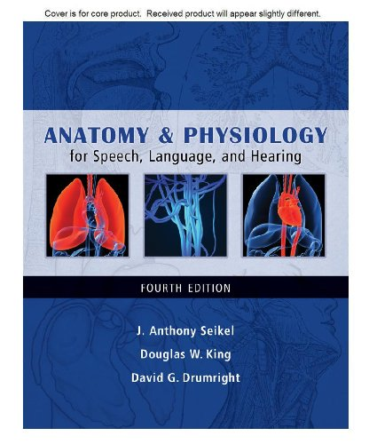 CD for Seikel/King/Drumright's Anatomy & Physiology for Speech, Language, and Hearing, 4th