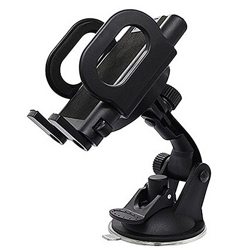 Mars-Universal-Adjustable-Car-Bracket-Vehicle-Mount-For-Navigation-GPS-and-Smartphones-Cell-Phone-Holder-With-Suction-Cup-Design-Of-Base-Black