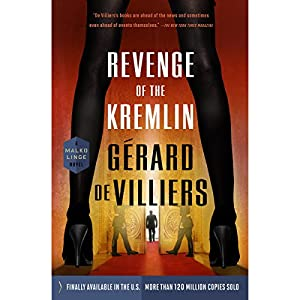 Revenge of the Kremlin Audiobook