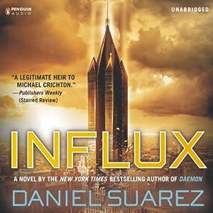 Influx | Livre audio