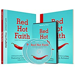 Red Hot Faith - Daylight Bible Studies DVD, Study Guide & Leader's Guide