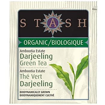 Organic Ambootia Darjeeling Green Tea