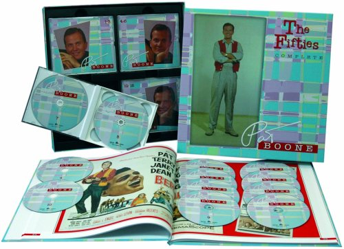 Pat Boone - The Fifties - Complete - Zortam Music