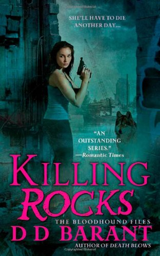 Image of Killing Rocks (The Bloodhound Files, Book 3)