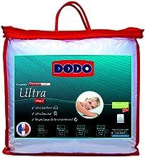 Dodo Maxiconfort Ultra Couette Unie Blanc 240 x 220 cm Chaude Synthétique