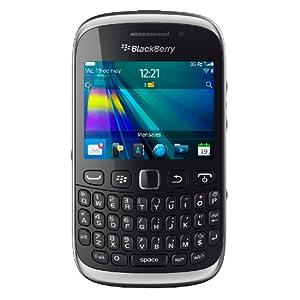 "BlackBerry Curve 9320 - Smartphone libre (pantalla de 2,44"" 320 x 240, cámara 3.15 MP, 512 MB de capacidad, 512 MB de RAM, teclado QWERTY, S.O. BlackBerry 7.1) color negro"