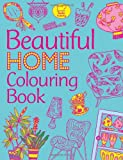 Beautiful Home Colouring Book