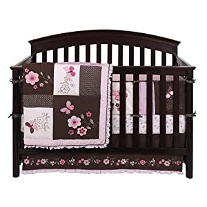 Carter's Manchester Lifetime Crib - Dark Cherry