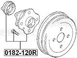 Febest - Toyota Rear Wheel Hub - Oem: 42450-12050