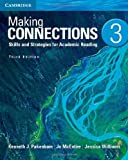 img - for By Kenneth J. Pakenham - Making Connections Level 3 Student's Book: Skills and Strategies (3rd Edition) (2013-07-02) [Paperback] book / textbook / text book