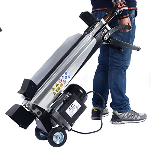 Powerhouse XM-380 Electric Hydraulic Log Splitter (5-Ton)