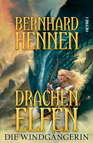 Hörbuch: Drachenelfen - Die Windgängerin von Bernhard Hennen