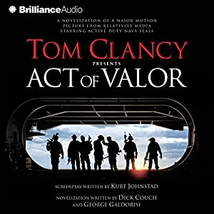 Tom Clancy Presents: Act of Valor Hörbuch