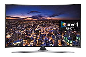 Samsung Series 6 JU6670 55-Inch 4K Ultra HD Smart Curved LED Television