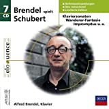 BRENDEL PLAYS SCHUBERT (1970S RECORDINGS, NOT THE LATER DIGITAL RECORDINGS) - PIANO SONATAS D 537, 575, 664, 784, 840, 845, 850, 894, 958, 959, 960,3 Piano Pieces, D.946, 11 Ecossaises, D.781, Hungarian Melody D.817, Allegretto in C minor, D.915, 4 Impro