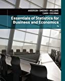 Essentials of Statistics for Business and Economics (with Data Set Printed Access Card)