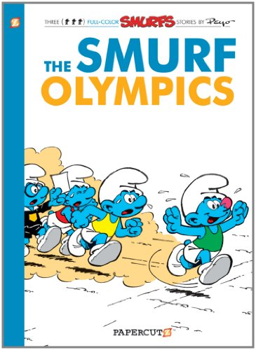 The Smurfs 11 Smurf Olympics