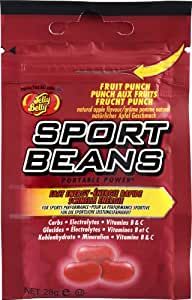 Amazon.com : Jelly Belly Fruit Punch, Sport Jelly Beans, 1-Ounce (Pack