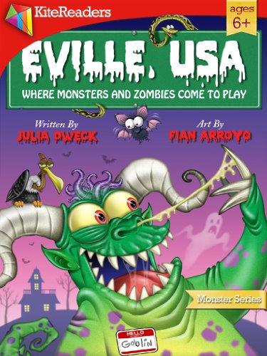 Free Kindle Book : Eville, USA (KiteReaders Monster Series)
