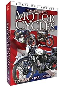 Classic British Motorcycles [DVD]