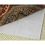 Safavieh PAD125 Carpet-to-Carpet Non-Slip Rug Pad, 5-Feet by 8-Feet