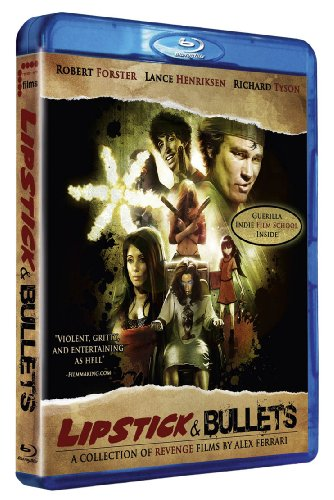 Lipstick & Bullets [Blu-ray] by Alex Ferrari