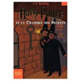 Image of Harry Potter et la Chambre des Secrets (French edition of Harry Potter and the Chamber of Secrets)