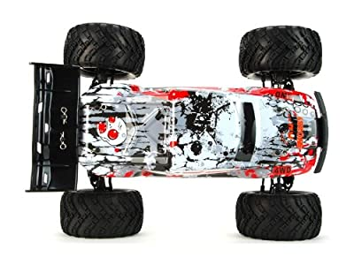 DHK Zombie 8e RTR 1/8 4WD BL Truck - No Battery or Charger
