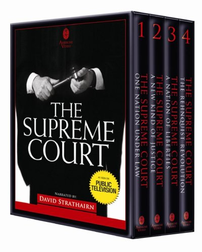 The Supreme Court DVD Series