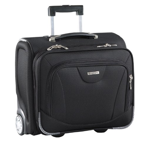 VIP Wheeled Trolley Case with laptop compartment 15