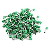 200x 6mm2 Crimp Cord End Terminal Insulated Bootlace Ferrule Connector