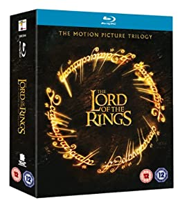 LORD OF THE RINGS. THE - TRILOGY-BLU-RAY [UK Import]