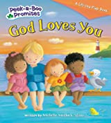 Peek-a-Boo Promises: God Loves You