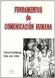 img - for Fundamentos de comunicacion humana (Spanish Edition) book / textbook / text book