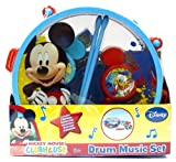 What Kids Want Mickey Drum Music Set
