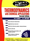 Schaums Outline of Thermodynamics With Chemical Applications (Schaums Outline Series)