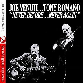 Joe Venuti With Tony Romano - Station Library
