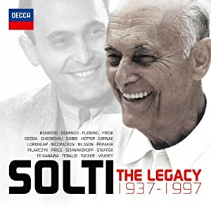 Solti: The Legacy 1937-97