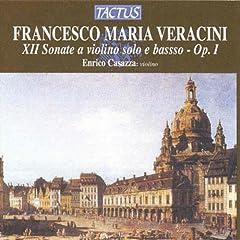 Violin Sonatas Op 1