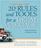 img - for 20 (Surprisingly Simple) Rules and Tools for a Great Marriage book / textbook / text book
