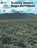Restoring Western Ranges and Wildlands (Volume 2, Chapters 18-23, Index) (1480200379) by Monsen, Stephen B.