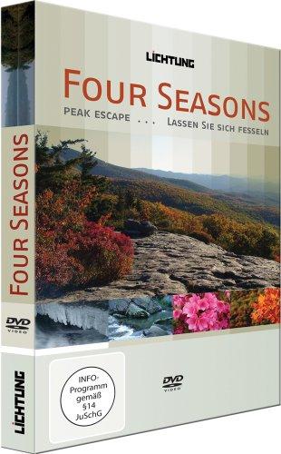 FOUR SEASONS - PEAK ESCAPE - SE [IMPORT ALLEMAND] (IMPORT) (DVD)
