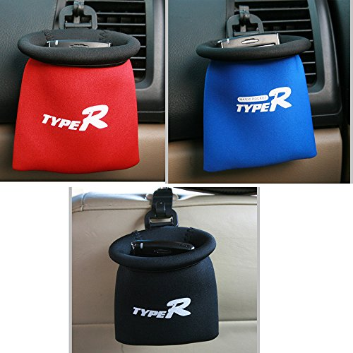Ziyier G&E: Mobile phone bag for car /car sundries bag /Sundries bucket bag hanging - 1