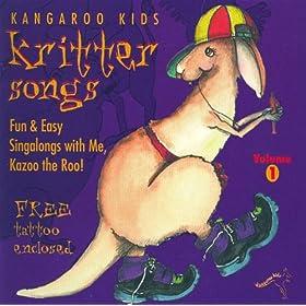 I A Kangaroo Song Amazon.com: Down On Gr...