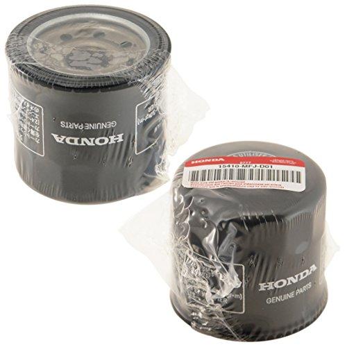Honda 15410-MFJ-D01 Oil Filter 2 Pack (Honda Oil Filter Oem compare prices)