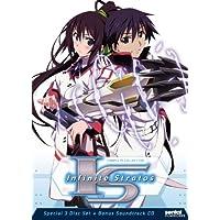 IS <インフィニット・ストラトス>(全12話+OVA収録) Complete Collection 北米版(日本語音声可)¥ 4,950