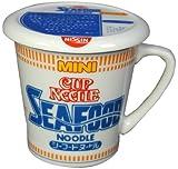 日清カップヌードル シーフード 蓋付きマグカップ