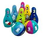 Mumins - Soft bowling set (Barbo-Toys...