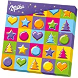 Milka Mix Adventskalender, 1er Pack (1 x 251 g) - Sortiert
